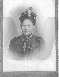 Rosalie Vanthuyne in 1897