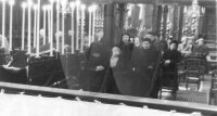 De begrafenis van Edouard